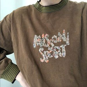 Vintage Missoni Sport Logo Sweatshirt Unisex